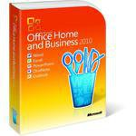 Office Home and Business 2016 32-bit/x64 Russian Russia Only DVD Пакет для дома и бизнеса