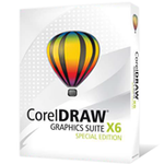 CorelDRAW Graphics Suite X6 Special Edition