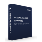 Acronis Backup Advanced for Citrix XenServer